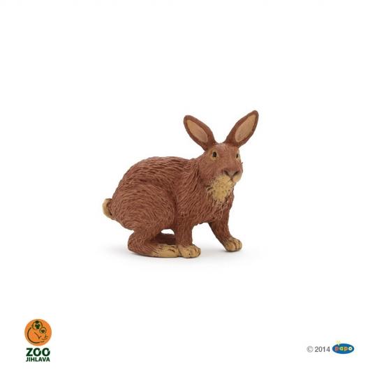 Figurka králík divoký