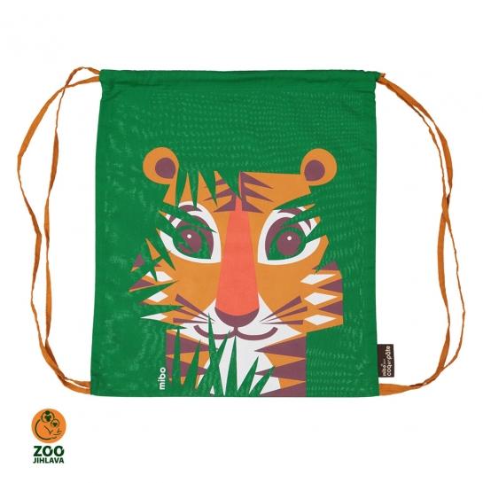 Vak se zvířátkem - tygr