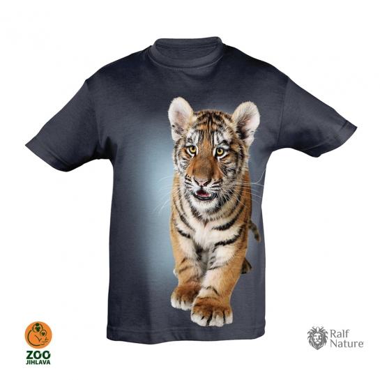 Tričko dětské - Tygří mládě
