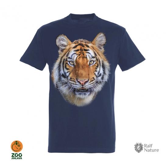 Tričko pánské - tygr
