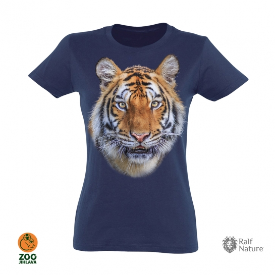 Tričko dámské - Tygr