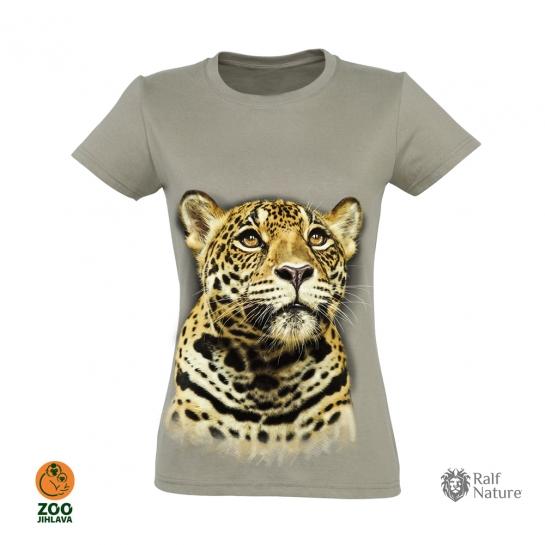 Tričko dámské - Leopard