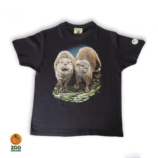 Tričko dětské - Vydry