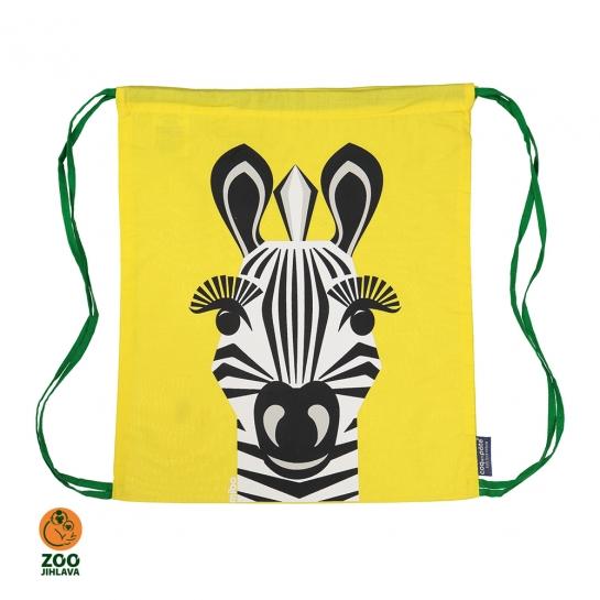 Vak se zvířátkem - zebra
