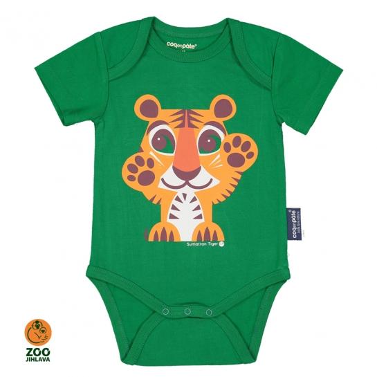 body dětské COQ - tygr