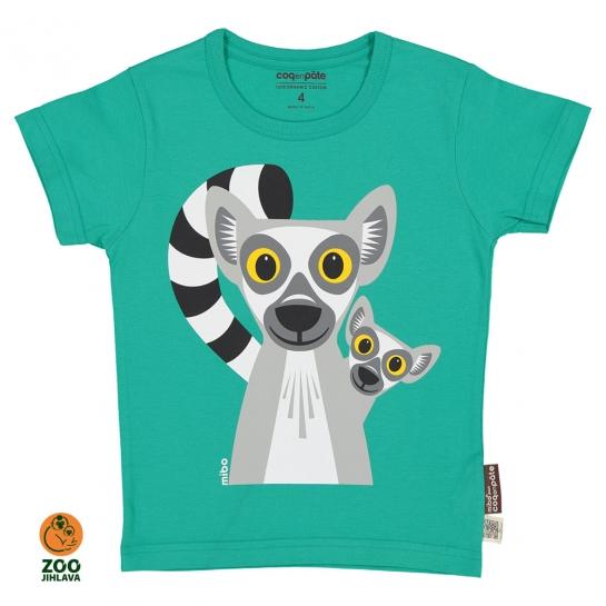 Tričko dětské COQ - lemur