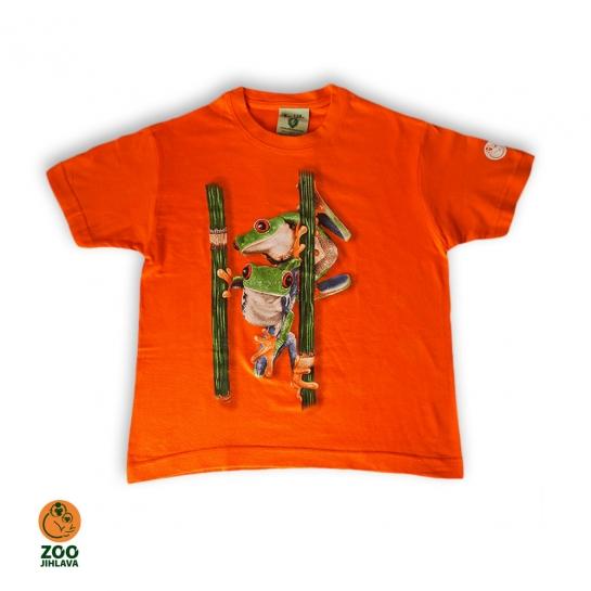 Tričko dětské - Frogs