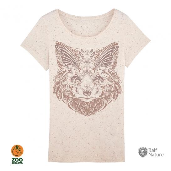 Tričko dámské - Liška