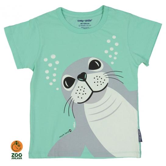 Tričko dětské COQ - tuleň