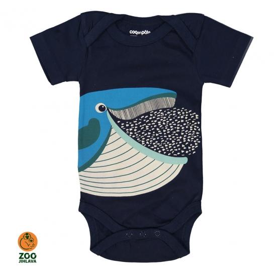 body dětské COQ - velryba