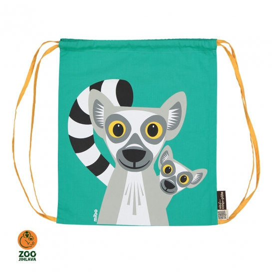 Vak se zvířátkem - lemur