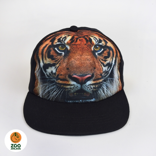 Kšiltovka tygr