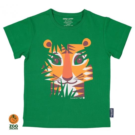 Tričko dětské COQ - tygr
