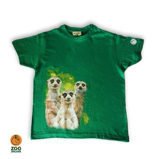 Tričko dětské - Surikaty