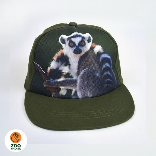 Kšiltovka lemur kata