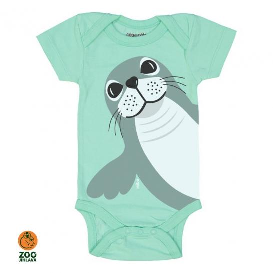 body dětské COQ - tuleň