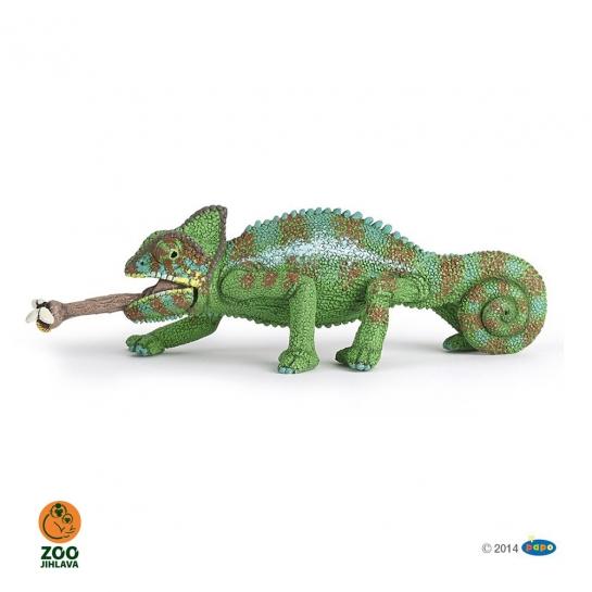 Figurka chameleon