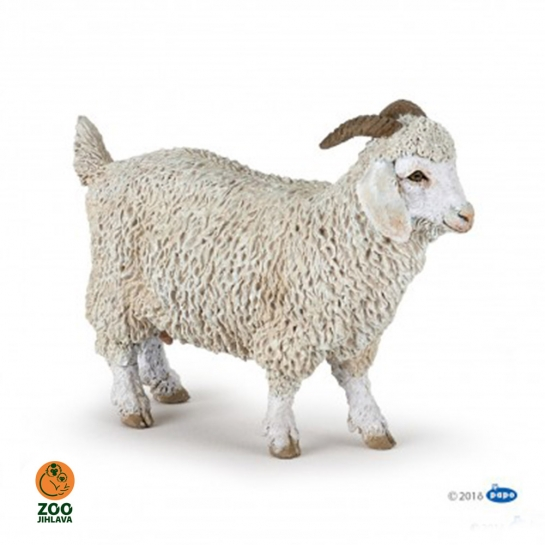 Figurka koza angorská