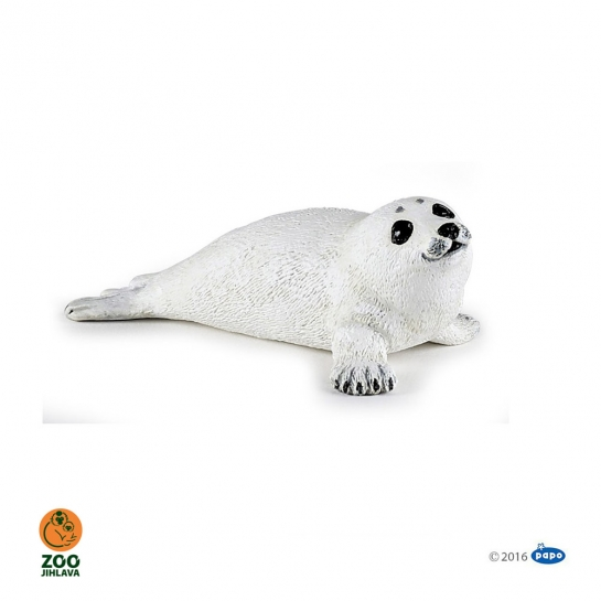 Figurka tuleň mládě