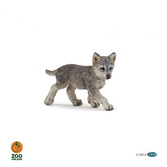 Figurka vlk mládě