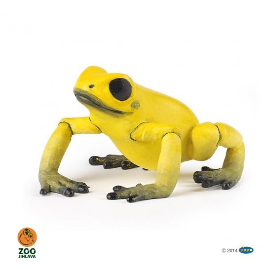 Figurka žába pralesnička strašná