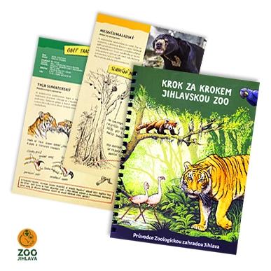 Krok za krokem jihlavskou zoo